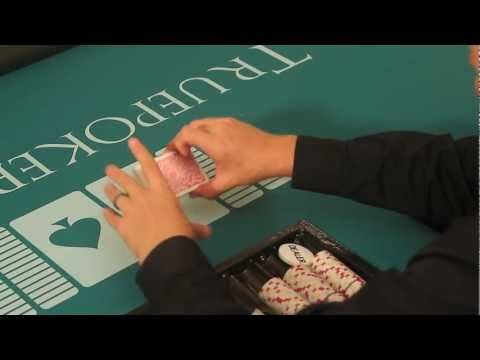 How to Deal Poker - How to Shuffle Cards - Train With Me