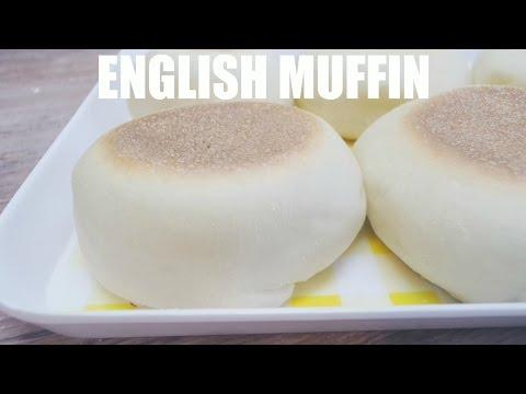 Breakfast English Muffin Recipe (SUPER FLUFFY)
