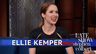 Ellie Kemper Doesn