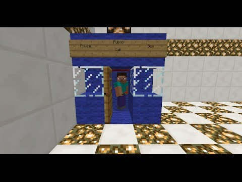 Minecraft Tardis No Mods And Can
