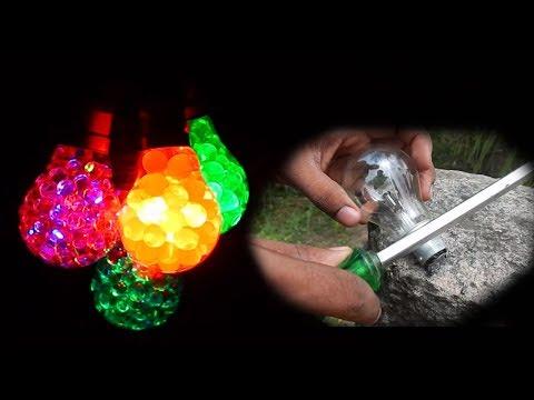 പാഴായി എന്ന് കരുതിയതൊന്നും പാഴല്ല... !!!! | Bulb craft |