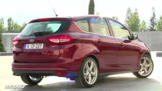 Ford C Max 2015, más que un lavado de cara