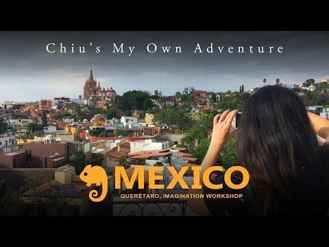 Vlog Mexico: Querétaro, Imagination Workshop