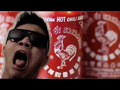 Chinese Guy Pissed About Sriracha Ban