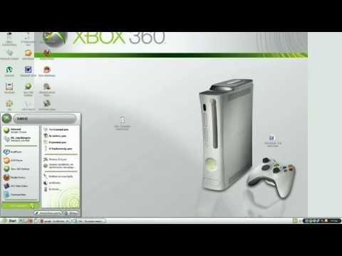 pc XBOX 360 theme download