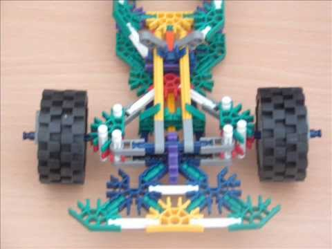 How Create A Car Of Knex