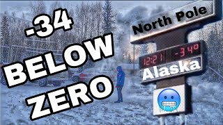 What it's like to live in Alaska - Extreme Cold (Winter Edition)