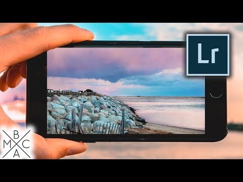 How To Edit PHOTOS In Lightroom Mobile LIKE A PRO! 📱