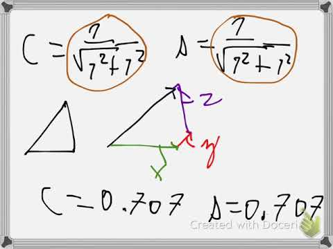 Givens Rotation example for QR decomposition