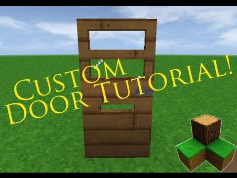 SurvivalCraft 2 - Custom Door Tutorial (English)