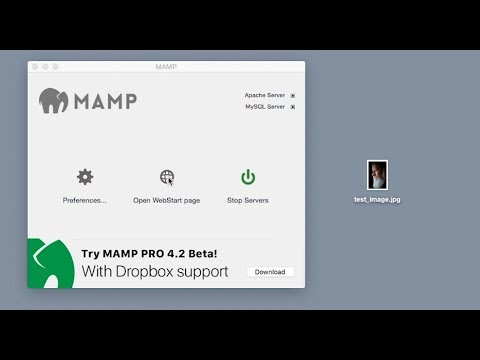 How to enable ImageMagick on MAMP
