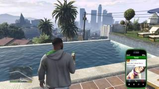 GTA 5 - All of the Stripper's Private Messages