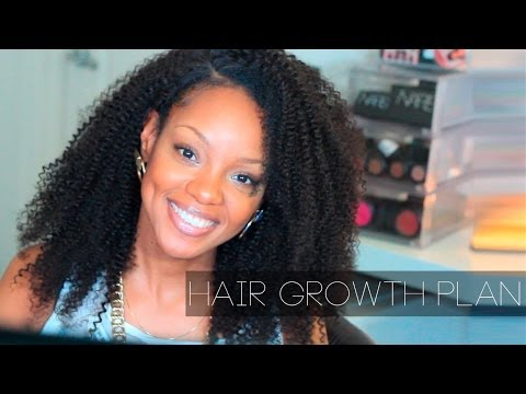 How to Grow Hair Fast! 100% WORKS!  | Hair Growing Secret | Natural Hair Relaxed Hair | BorderHammer