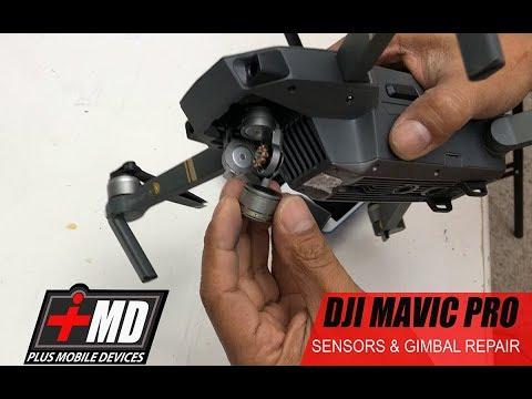 Mavic Pro Gimbal & Sensor repair