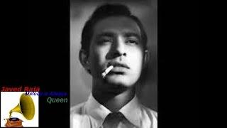 TALAT MAHMOOD-Film-DIWALI KI RAAT-{1956}-Zindagi Kis Mod Par Layi Mujhe-[ Best Audio Quality ]