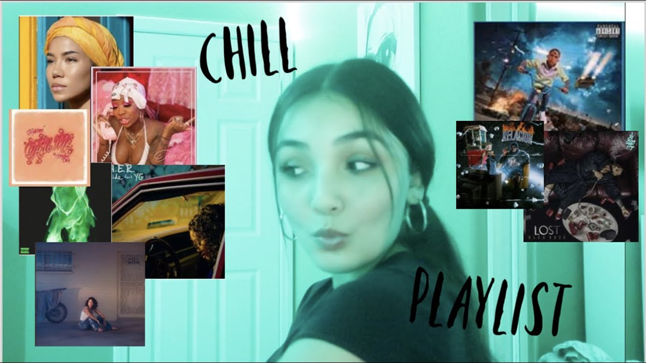 my really bad chill playlist 2020 (very copyrighted)