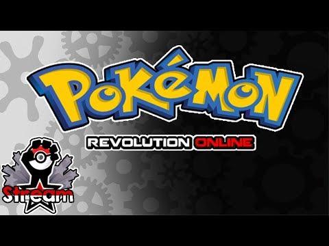Pokemon Revolution Online - Sinnoh - #26 Fighting Giratina In The Distortion World! (Unedited)