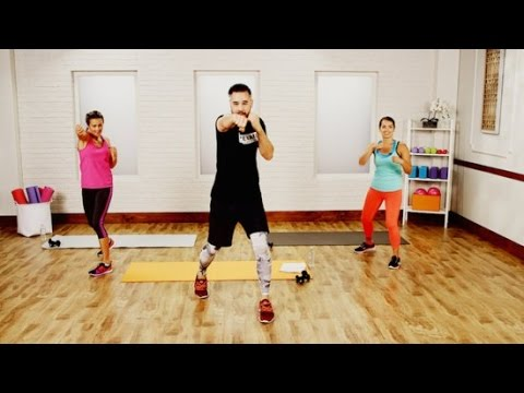 15-Minute Boxing Workout You Can Do At Home | Class FitSugar