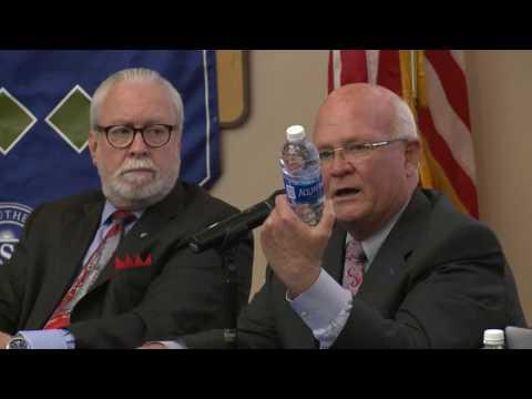 NSU Hosts Florida's Future - The Medical Marijuana Debate