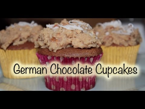 How to make German Chocolate Cake