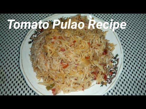 Tomato Rice || Tomato Rice In Kadahi || Tamatar Wale Chawal  Recipe by Punjabi Cooking
