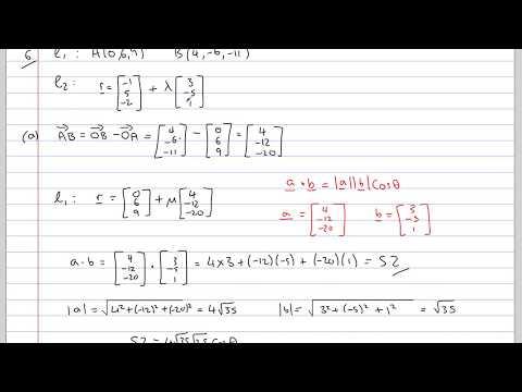 AQA Core 4 | June 2016 | Q6 | Video Solutions | A Level Maths