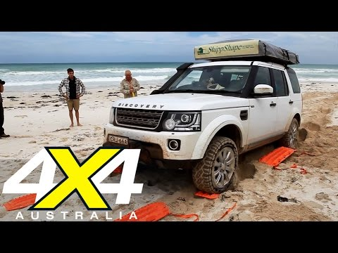 How to beach drive | 4X4 Australia