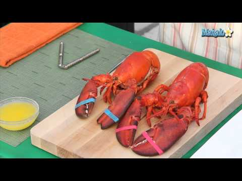 How to Make Boiled Lobster