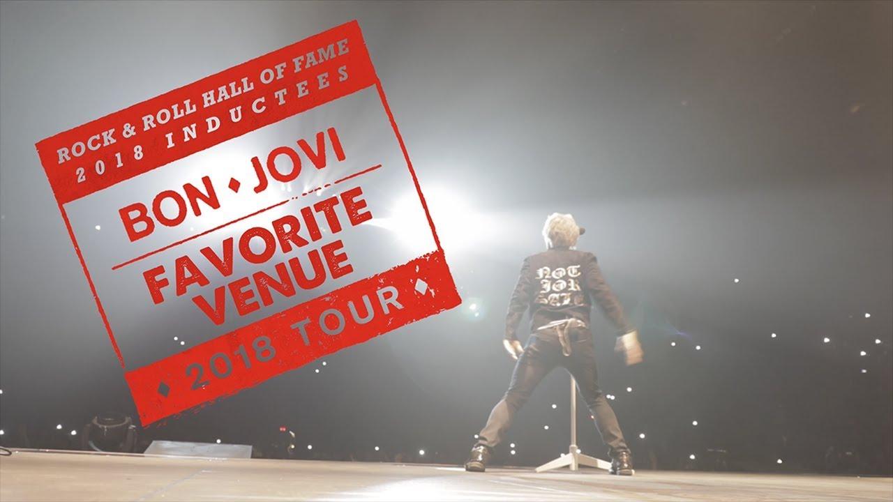 Bon Jovi: Tour Recap: Episode 1 - Favorite Venue