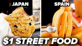 Download $1 Street Food Around The World Video