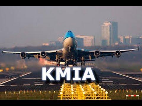 Vatsim | PMDG 777 | KLM | Takeoff From KMIA