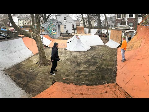 PRIVATE DRIFT TRACK & BACKYARD RAMPS