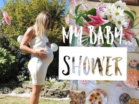 My Baby Shower || High Tea Theme