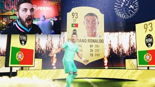 Download OMG I PACKED CRISTIANO RONALDO!!! FIFA 20 PACK OPENING Video