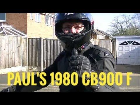 Pauls  1980 Honda CB900 F