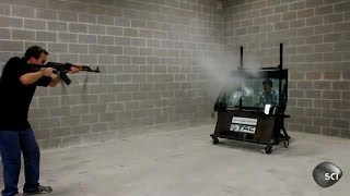 Bulletproof Glass | Outrageous Acts of Science