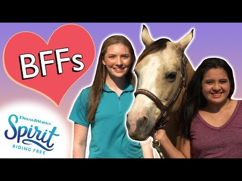 5 Ways To Become Best Friends With Your Horse!   THAT'S THE SPIRIT
