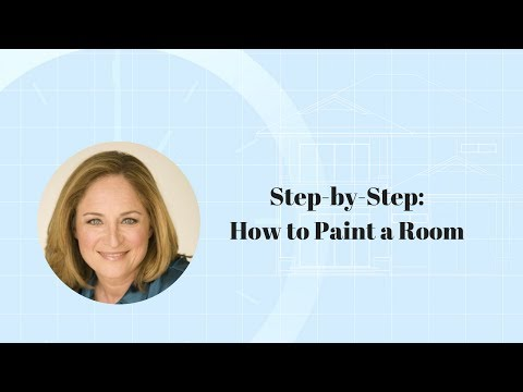 Step-by-Step: How To Paint A Room