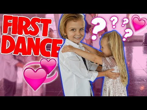 FIRST DANCE With A Childhood CRUSH!? 💕😍 | Slyfox Family