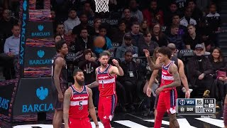 4th Quarter, One Box Video: Brooklyn Nets vs. Washington Wizards