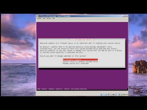 Virtual Network Part 1- Create Ubuntu 13.10 Web Server
