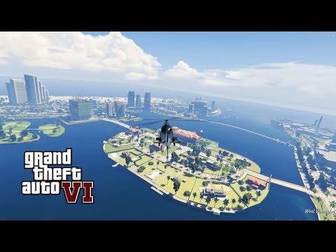 Vice City Remasterizado! (Assentindo) a possível cidade do GTA 6!