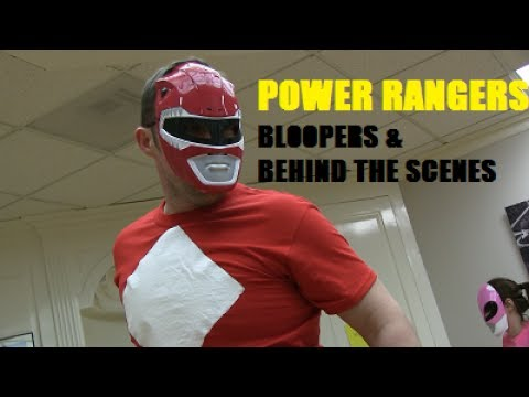 Power Rangers: Bloopers and Behind the Scenes