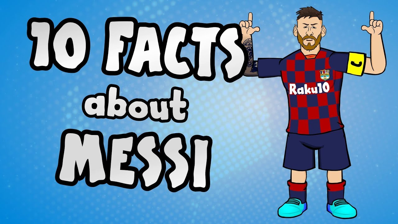 10 facts about Lionel Messi you NEED to know! ► Onefootball x 442oons
