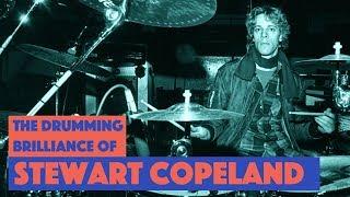 The Drumming Brilliance of Stewart Copeland | Off Beat
