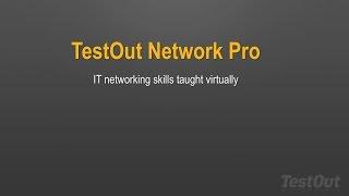 Download TestOut Network Pro Video