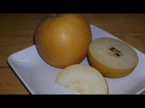 When Is It Ripe? Asian Pears