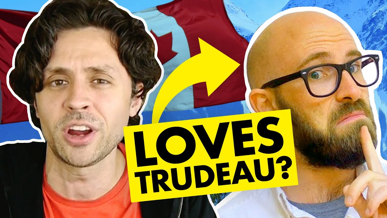 I don't like this guy's videos about Canada