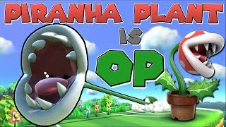 PIRANHA PLANT IS OP! - Smash Bros. Ultimate Montage