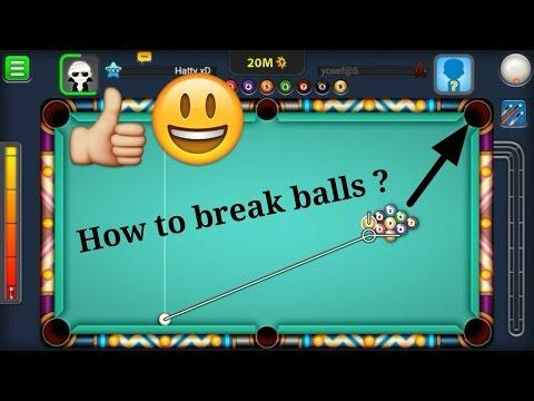 How to break balls ? - 9 Ball Pool + Berlin Platz - Miniclip 8 ball pool